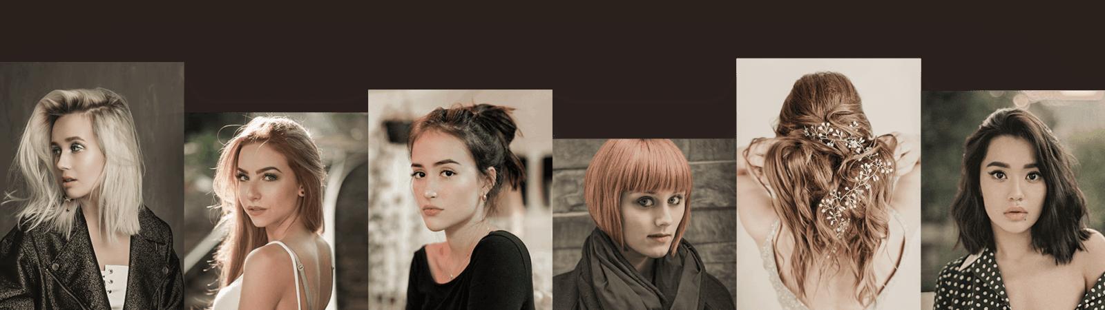 Skaista matu veidošana