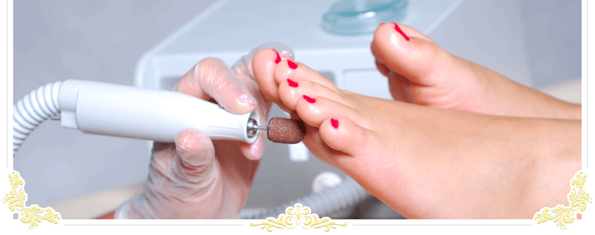 hardware pedicure