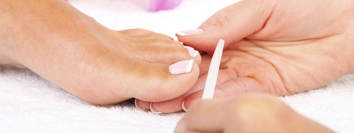 ekspress pedicure